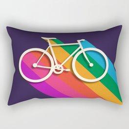 Let's go for a ride - bike no2 Rectangular Pillow