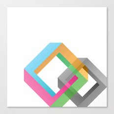 Penrose Diamonds Canvas Print