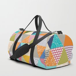 seaview beauty triangles Duffle Bag