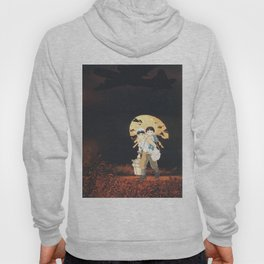 Grave of The Fireflies Hoody