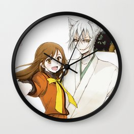 Kamisama Kiss Wall Clock