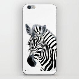 Zebra iPhone Skin