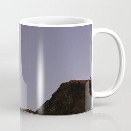 Untouched purple sky Coffee Mug