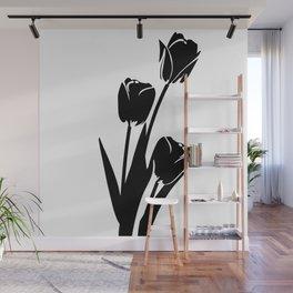 Tulip Wall Mural
