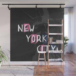 Motif Statue de la liberte NYC Wall Mural