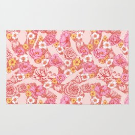 Weapon Floral Rug