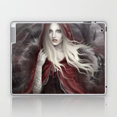 Red Riding Hood (Chaperon Rouge) Laptop & iPad Skin