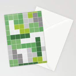 Quad 3 Stationery Cards