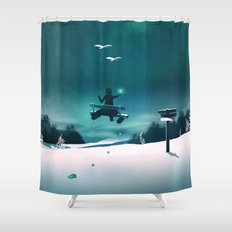 Lucky You Shower Curtain