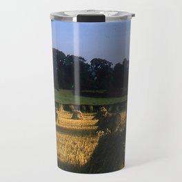 English countryside * 1950's * Vintage Photo * Farm * Kodachrome * Color * England Travel Mug