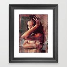 Nude1 Framed Art Print