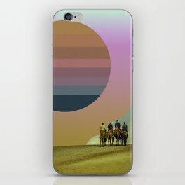tycho sun iPhone Skin