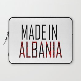 Made In Albania Laptop Sleeve