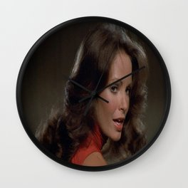 Jaclyn Smith Wall Clock