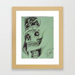Prince of Death Framed Art Print