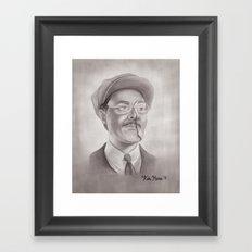 Richard Harrow Framed Art Print