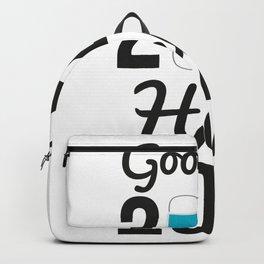 Hello 2021 Goodbye 2020 - 2021 vs 2020 Backpack