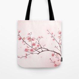 Oriental cheery blossom in spring 006 Umhängetasche