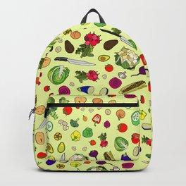 Vegetable Soup Recipe Backpack