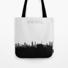 City Skylines: Newcastle upon Tyne Tote Bag