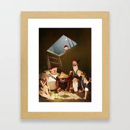 Secret Treasure Framed Art Print