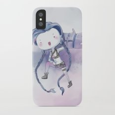 Get Jinxed! iPhone X Slim Case
