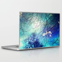 night sky Laptop & iPad Skins featuring night sky by Sylvia Cook Photography