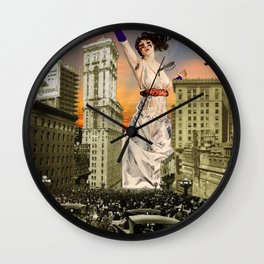 to End all Wars… Wall Clock