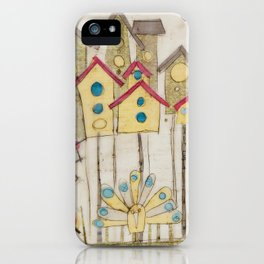 FANCY PANTS iPhone Case