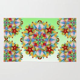 Star Mandala Rug