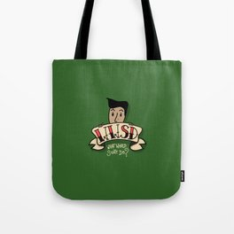 What Would Scott Do? Tote Bag