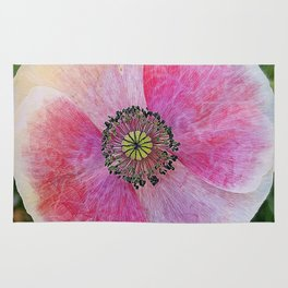 Poppy World Rug