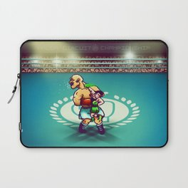 Punch-Out!! Laptop Sleeve