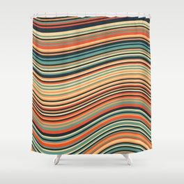 Calm Summer Sea Shower Curtain