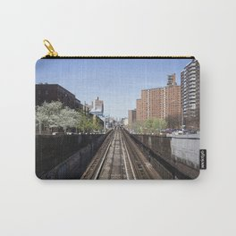 Uptown NYC Carry-All Pouch