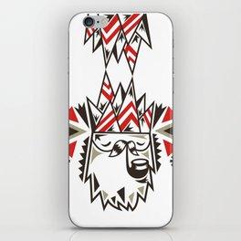 Ho Ho Ho !! iPhone Skin