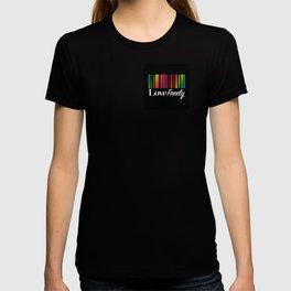 Love Freely T-shirt