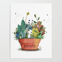 Kodama Poster