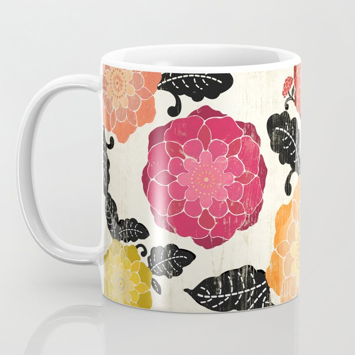 Where there is Love there is Life Coffee Mug