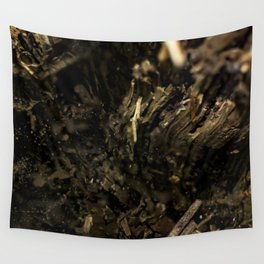 Rotting Wood Wall Tapestry