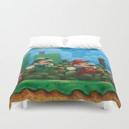 Super Mario Bros 2 Duvet Cover