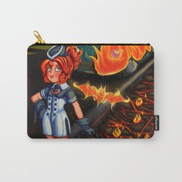 Lovecraft Cuties Set 01: Cynthiuh The Living Flame Carry-All Pouch