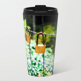 Love Locks Travel Mug
