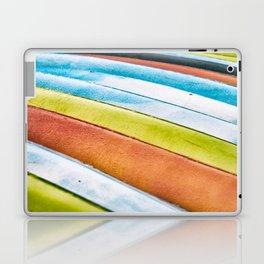 The Color of Kayaks... Laptop & iPad Skin