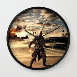 Assassin All characters Wall Clock