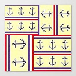 Nautical Canvas Print