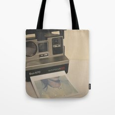 HELLO RETRO Tote Bag