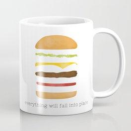 Everything Will Fall into Place Coffee Mug