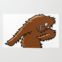 Dabsquatch Rug