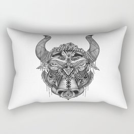 Bos Toros Rectangular Pillow